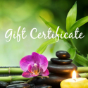 Gift Certificates - Massage/Energy Sessions